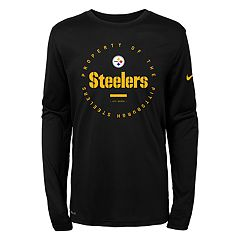 Boys 8-20 Nike Pittsburgh Steelers Property Tee