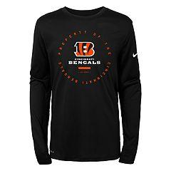 Boys 8-20 Nike Cincinnati Bengals Property Tee
