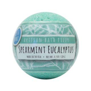 Fizz & Bubble Large Spearmint Eucalyptus Bath Fizzy