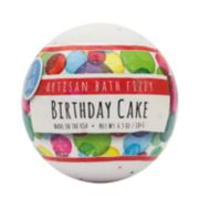 Fizz & Bubble Large Birthday Cake Bath Fizzy