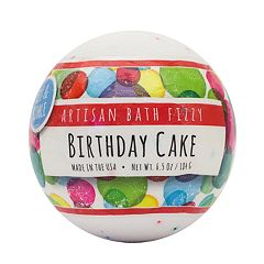 Fizz & Bubble Large Birthday Cake Bath Fizzy