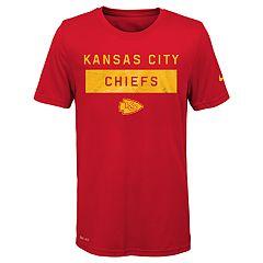 Boys 8-20 Nike Kansas City Chiefs Legend Lift Tee