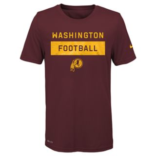 Boys 8-20 Nike Washington Redskins Legend Lift Tee