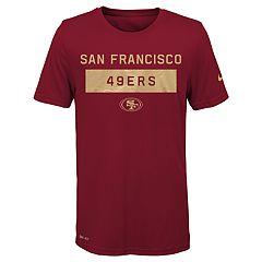 Boys 8-20 Nike San Francisco 49ers Legend Lift Tee