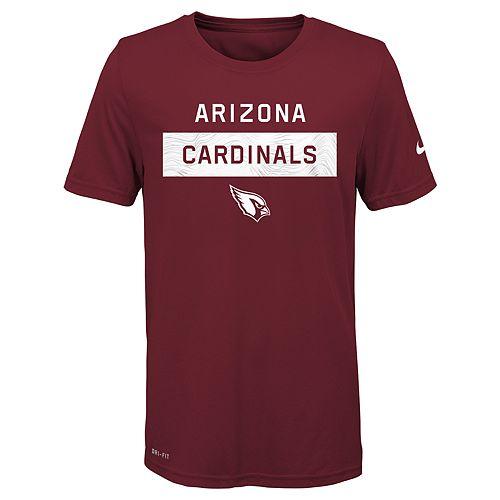 Boys 8-20 Nike Arizona Cardinals Legend Lift Tee
