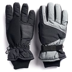 Boys 4-20 Tek Gear Ski Gloves