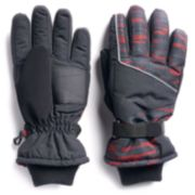 Boys 4-20 Tek Gear Ski Gloves