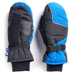 Boys 4-20 Tek Gear Ski Mittens