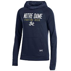 Women's Under Armour Notre Dame Fighting Irish Featherweight Fleece Hoodie