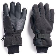 Boys 4-20 Tek Gear® Microfleece Gloves