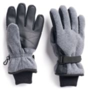 Boys 4-20 Tek Gear® Microfleece Gloves