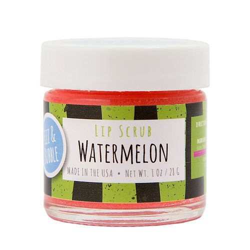 Fizz & Bubble Watermelon Lip Scrub