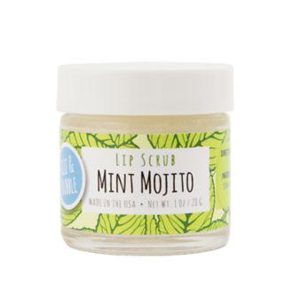 Fizz & Bubble Mint Mojito Lip Scrub