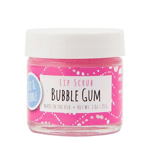 Fizz & Bubble Bubble Gum Lip Scrub