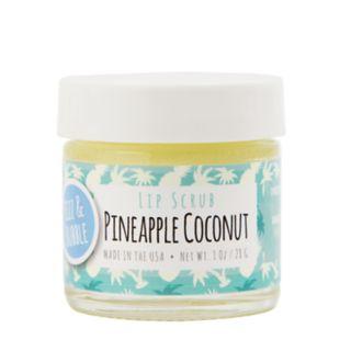 Fizz & Bubble Pineapple Coconut Lip Scrub