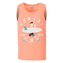 Boys 8-20 Hurley Local Dude Tank