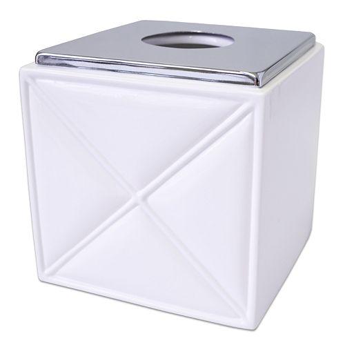 Popular Bath Quilt Tissue Box