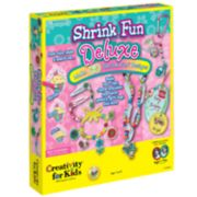 Creativity for Kids Shrink Fun Deluxe Set