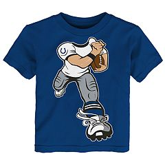 Toddler Indianapolis Colts Yard Rush Tee