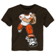 Toddler Cleveland Browns Yard Rush Tee