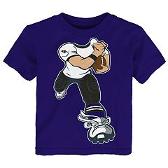 Toddler Baltimore Ravens Yard Rush Tee