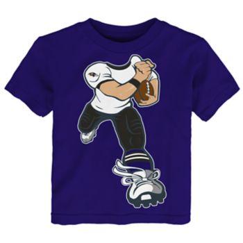 Toddler Baltimore Ravens Yard Rush Tee