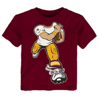 Toddler Washington Redskins Yard Rush Tee
