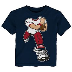 Toddler Houston Texans Yard Rush Tee