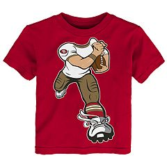 Toddler San Francisco 49ers Yard Rush Tee