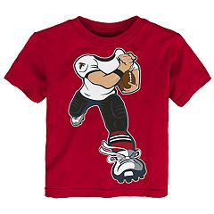 Toddler Atlanta Falcons Yard Rush Tee