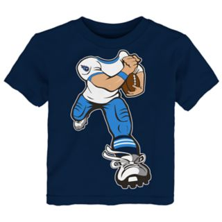 Toddler Tennessee Titans Yard Rush Tee