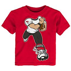 Toddler Tampa Bay Buccaneers Yard Rush Tee