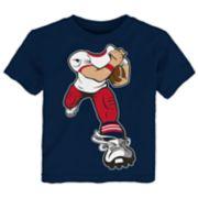 Toddler New England Patriots Yard Rush Tee