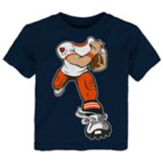 Toddler Chicago Bears Yard Rush Tee
