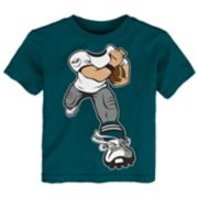 Toddler Philadelphia Eagles Yard Rush Tee