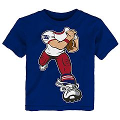 Toddler New York Giants Yard Rush Tee