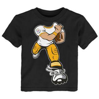 Toddler Pittsburgh Steelers Yard Rush Tee