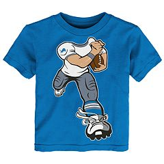 Toddler Detroit Lions Yard Rush Tee