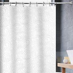 Popular Bath Chelsea Matelasse Shower Curtain