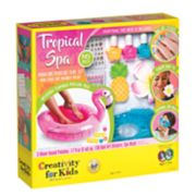 Creativity for Kids Tropical Spa