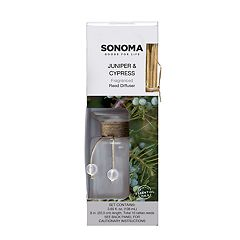 SONOMA Goods for Life™ Juniper & Cypress Reed Diffuser 12-piece Set