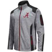 Men's Alabama Crimson Tide Double Coverage Softshell Jacket