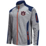 Men's Auburn Tigers Double Coverage Softshell Jacket