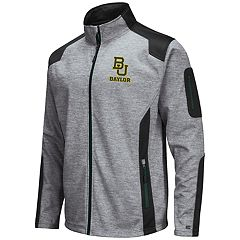 Men's Baylor Bears Double Coverage Softshell Jacket