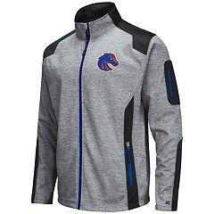 Men's Boise State Broncos Double Coverage Softshell Jacket
