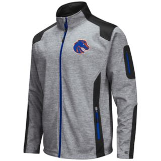 Men's Boise State Broncos Double Coverage Softshell Jacket