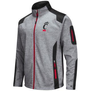 Men's Cincinnati Bearcats Double Coverage Softshell Jacket
