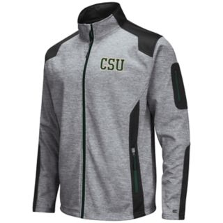 Men's Colorado State Rams Double Coverage Softshell Jacket