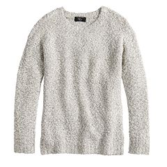 Girls 7-16 It's Our Time Boucle Drop Shoulder Sweater