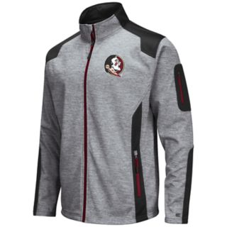 Men's Florida State Seminoles Double Coverage Softshell Jacket